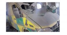 Sistema de saúde aniquilado por bombardeios intensos no noroeste da Síria