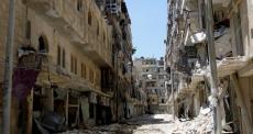 Aleppo, Síria: encurralados, sob ataques e lutando para sobreviver