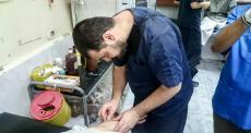 """Síria: """"Vi pessoas com ferimentos que não consigo descrever"""""""