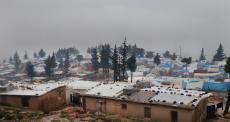 Um inverno de desespero e deslocamentos no noroeste da Síria