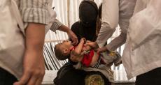 Um dia qualquer em um hospital do norte da Síria