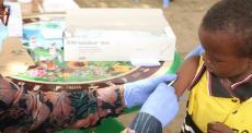 Campanha de vacinação Dhobley