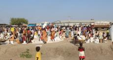 Problemas de saúde mental assombram acampamento em Malakal