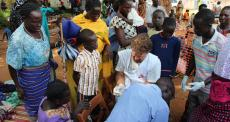 """Sudão do Sul: """"Nossos pacientes estão nos contando histórias horríveis"""""""