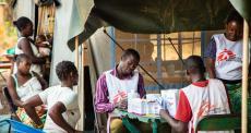 """Sudão do Sul: """"ainda há muito a ser feito para atender as incontáveis necessidades de saúde das pessoas"""""""