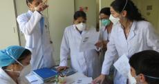 Tadjiquistão: tratando crianças e famílias com tuberculose