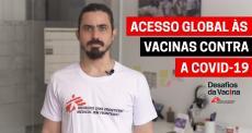 Acesso global às vacinas contra a COVID-19