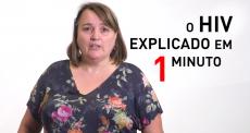 HIV em 1 minuto