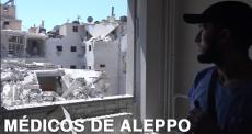 Médicos de Aleppo