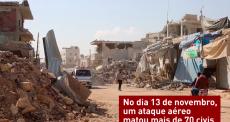 Ataque aéreo em Atareb | MSF