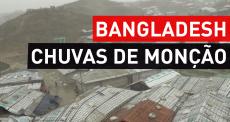 Bangladesh | Distribuição de filtros de água para rohingyas