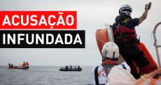 Mediterrâneo | Criminalização das operações no mar
