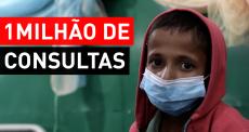 Bangladesh | 1 milhão de consultas aos rohingyas