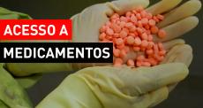 Acesso a medicamento essencial para pessoas com HIV