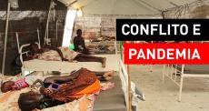 Confrontos intercomunitários no Sudão do Sul