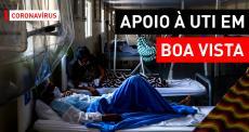 Hospital de campanha de Boa Vista