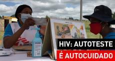 HIV: autoteste é autocuidado