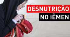 Iêmen | Desnutrição em Khamer