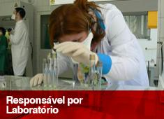 Responsável por laboratório