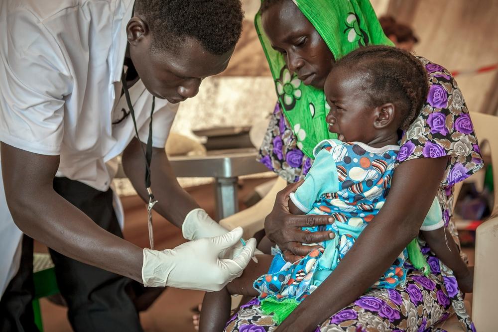 MSF entrega petição sobre vacina pneumocócica