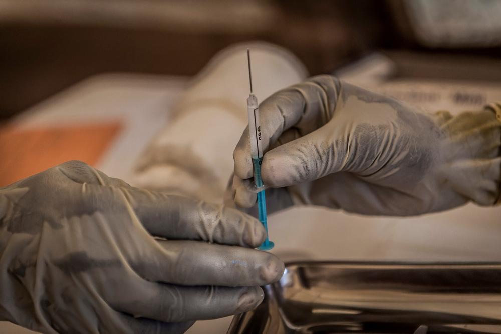MSF saúda decisão da GSK de reduzir preço da vacina pneumocócica para algumas das crianças mais vulneráveis do mundo