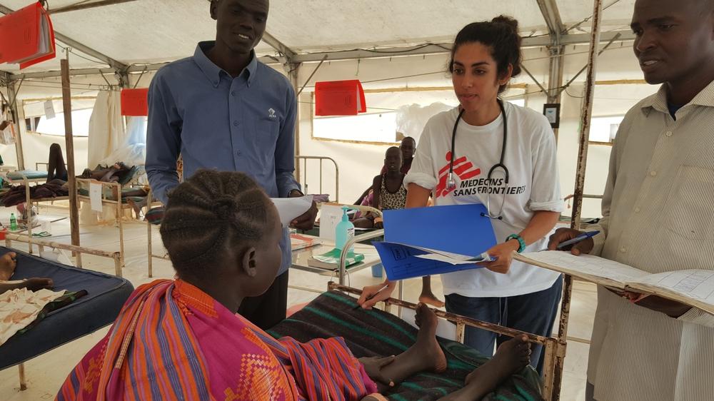 """Sudão do Sul: """"Não podemos decidir quando a guerra vai acabar"""""""