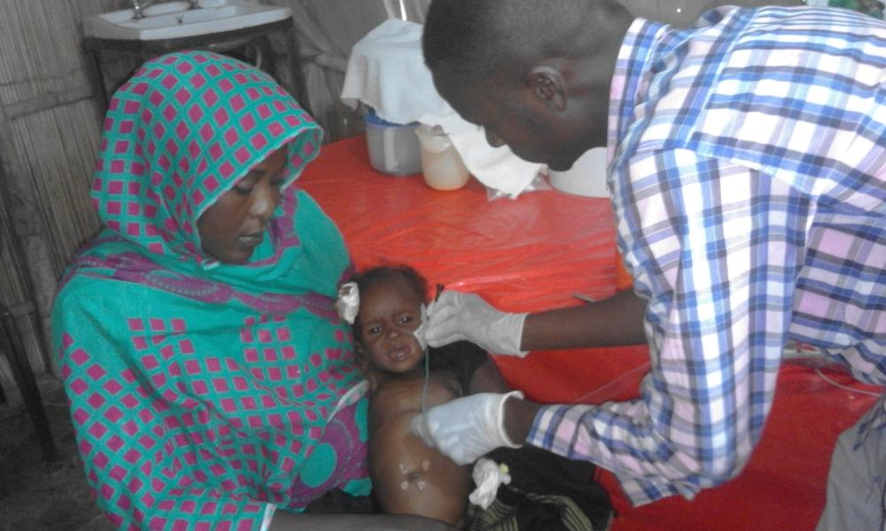 Sudão: refúgio no Nilo Branco