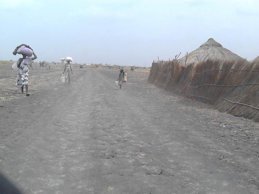 Sudão do Sul: conflito desloca mais de 25 mil pessoas em Kodok