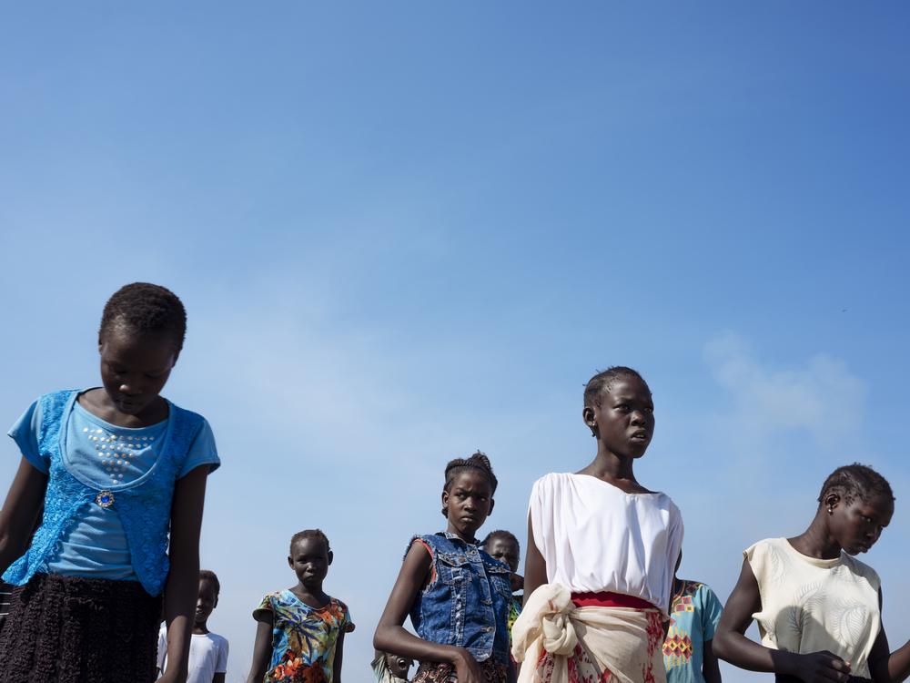 Noite de cinema: saúde mental no Sudão do Sul