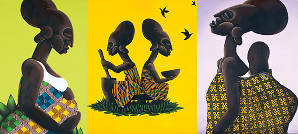 Artista leiloa obras inspiradas no Ebola para apoiar projetos de MSF