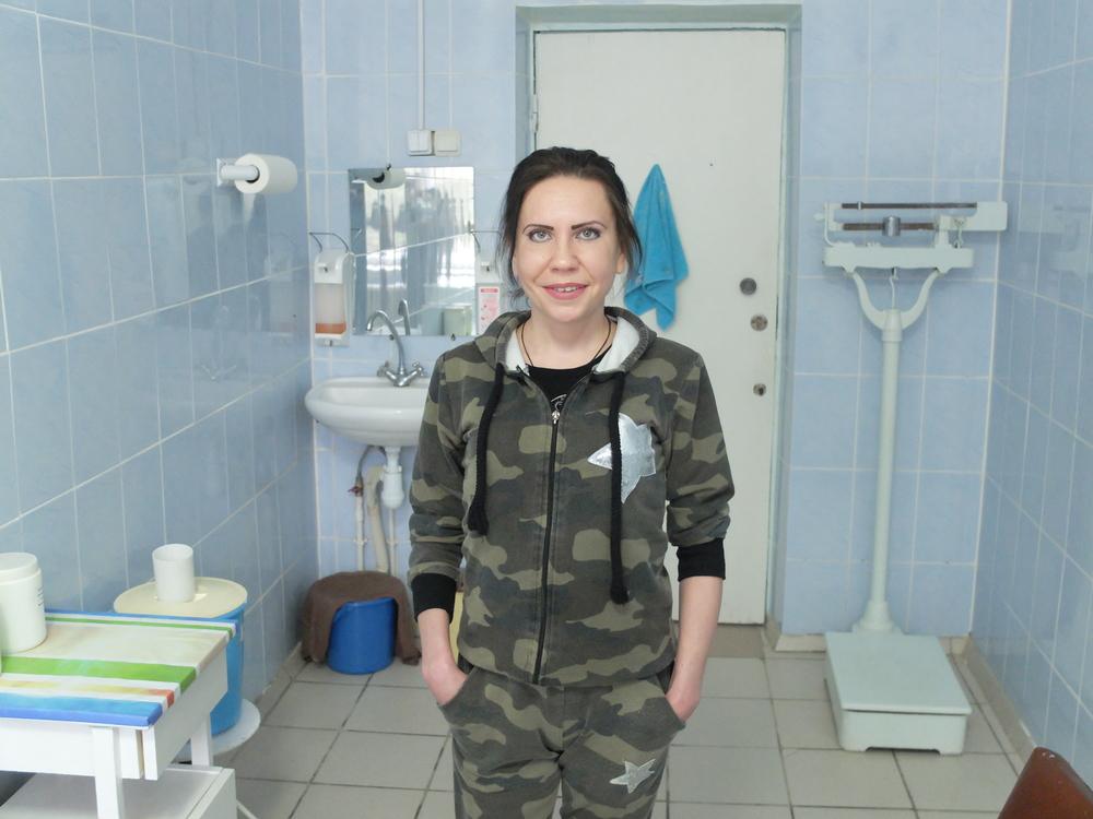 Na Ucrânia, MSF segue apoiando os pacientes com tuberculose em meio à pandemia