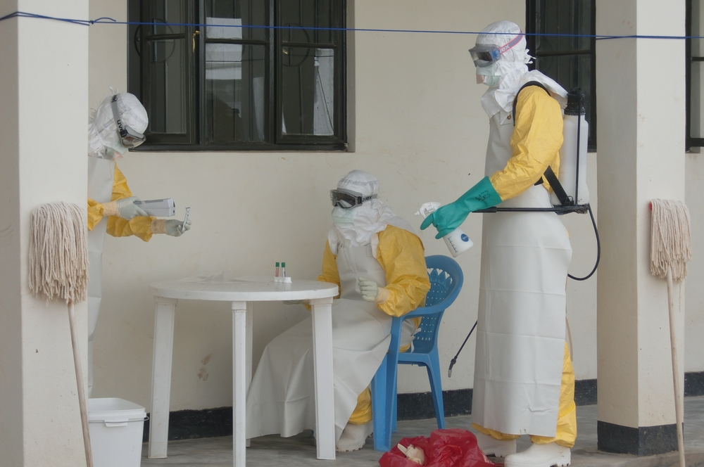 Resposta de MSF a surto de Marburg que ocorreu em Uganda em 2012.