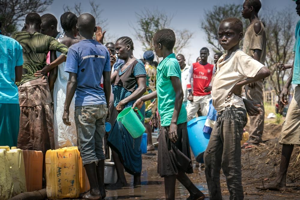 Uganda: mais de 900 mil sul-sudaneses precisam de assistência humanitária